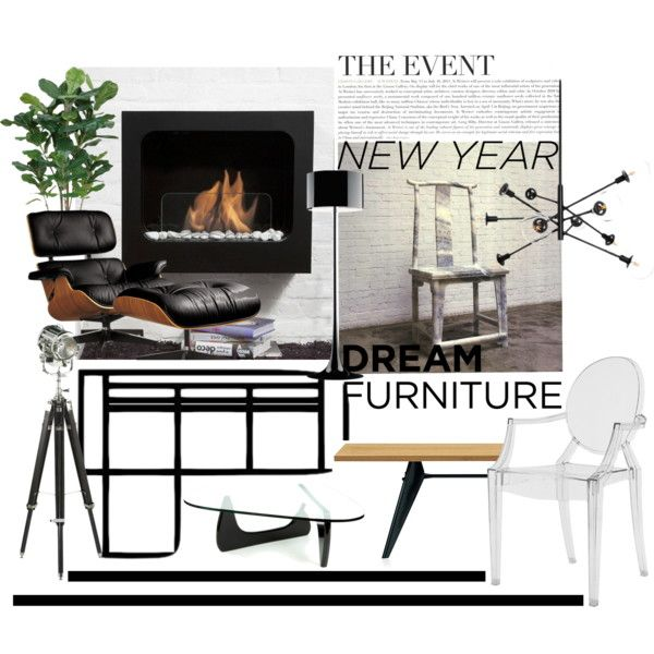 """New Year Dream Furniture Event"" by dpowellpower on Polyvore"