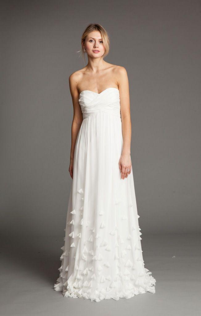 52 besten Second Wedding Dresses Bilder auf Pinterest ...