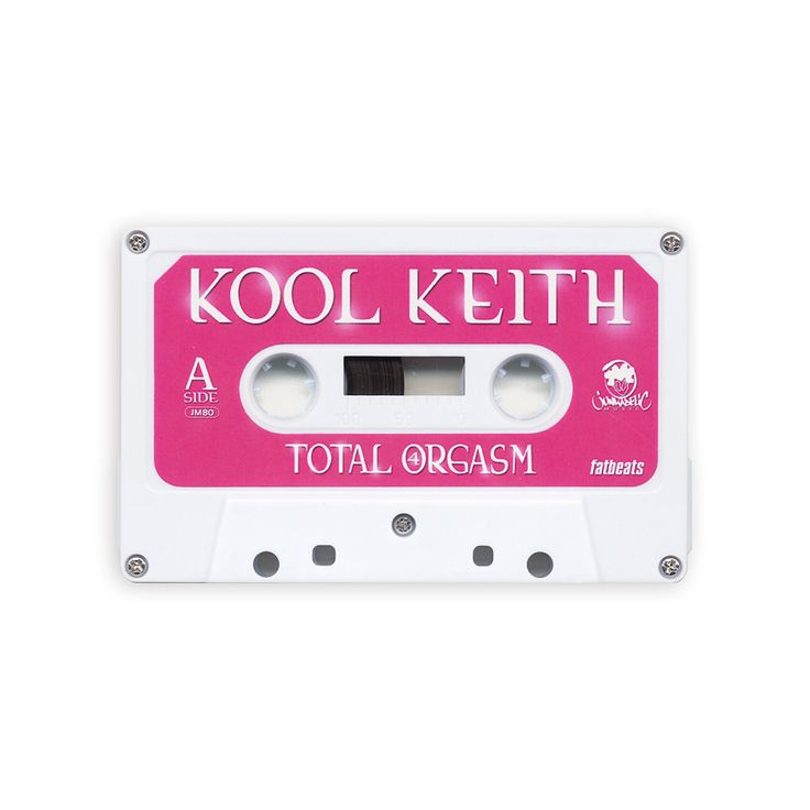 Kool Keith - 'Total Orgasm 4' [(White) Cassette Tape]