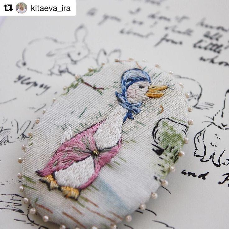 @kitaeva_ira #embroidery #broderie #bordado #ricamo #handembroidery #needlework