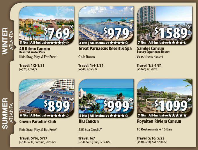 getaway deals for memorial weekend