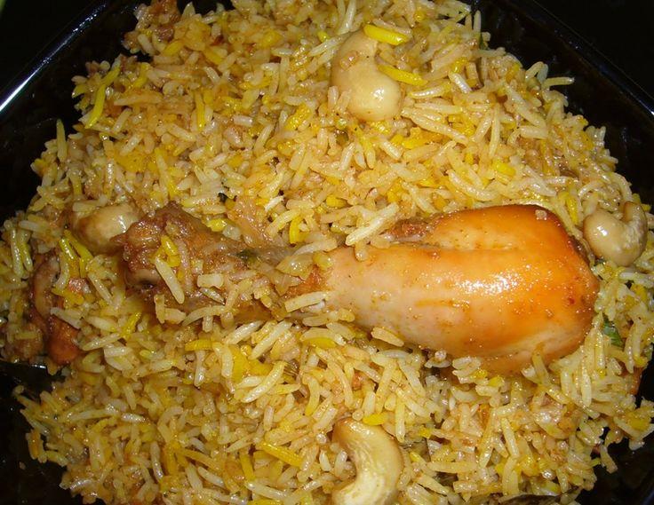 Tavuk Biryani (Hint)