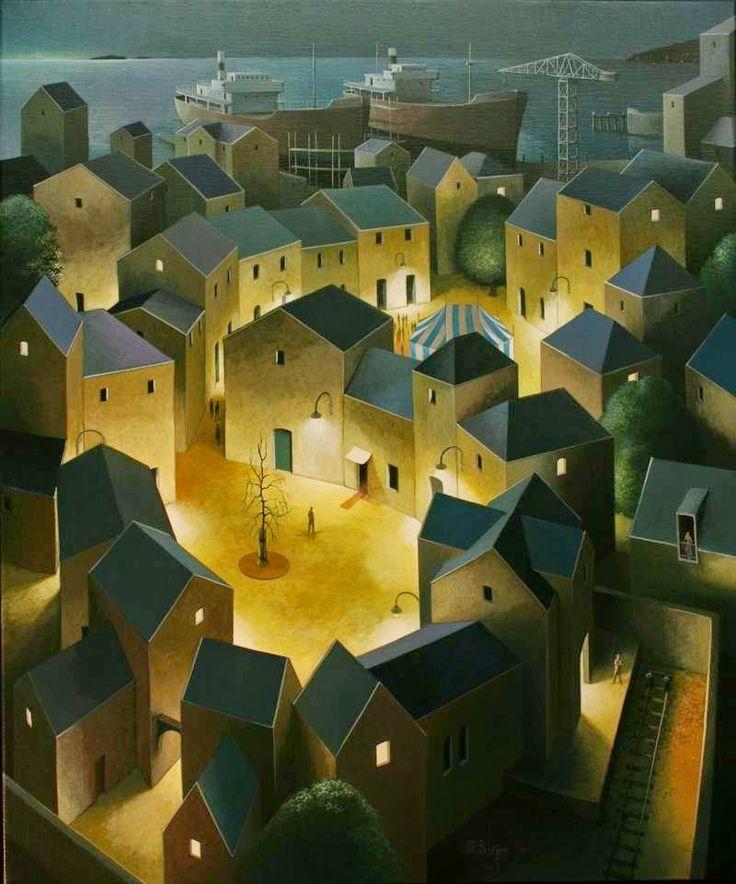 Michiel Schrijver - Nightsquares, 2012