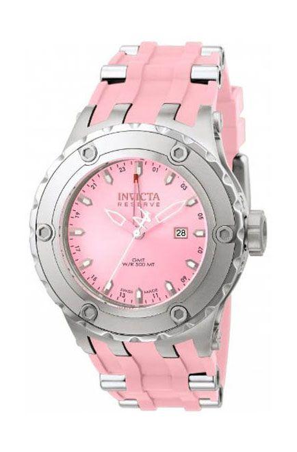 Exquisite Pink Watches From Skagen, Sartego, ESQ, Bulova, Citizen, Seiko, Casio and More!