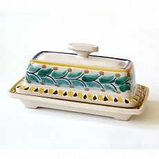 El Jardin Mantequillera : Emilia Ceramics This Charming Butter Dish Is  Perfect For Serving Brunch To