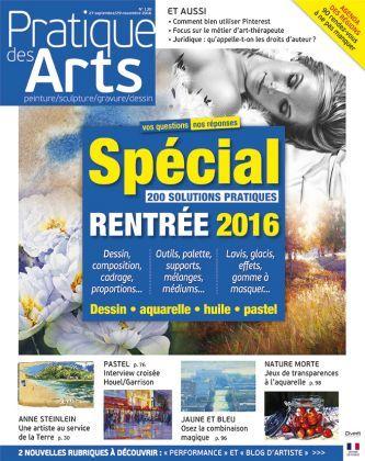 magazine Pratique des Arts 130