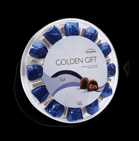 Golden Gift Trufa | Cacau Show