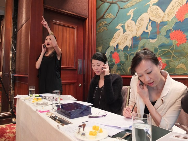 Intense competition in the auction room, on the phone and online from bidders around the world drove outstanding results for Antiquorum's Hong Kong auction on August 25th.