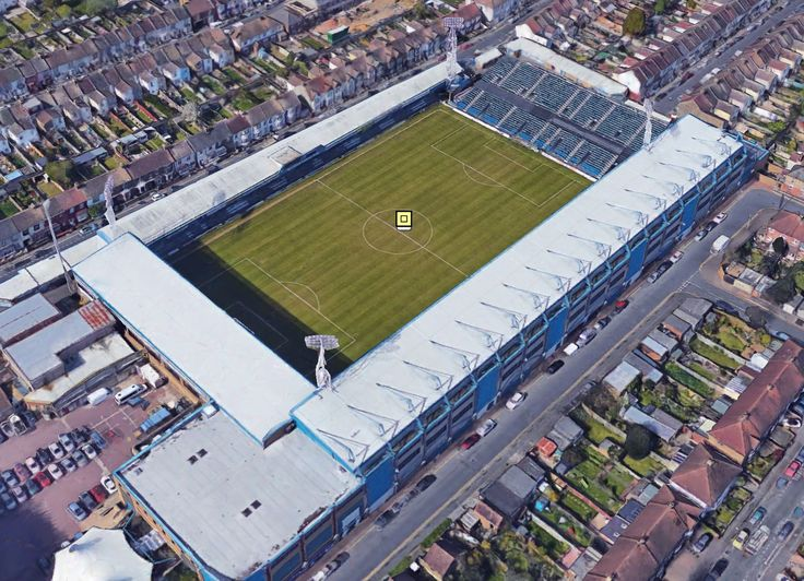 Priestfields Stadium - Home of Gillingham FC