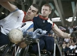 Paralympics, superhumans!