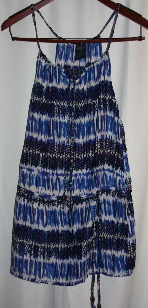 7b492058de7 Boho Syle Maxi Dress by L8TER Size XL One Shoulder  L8ter