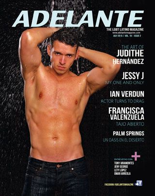 Gay Latino Magazine 121