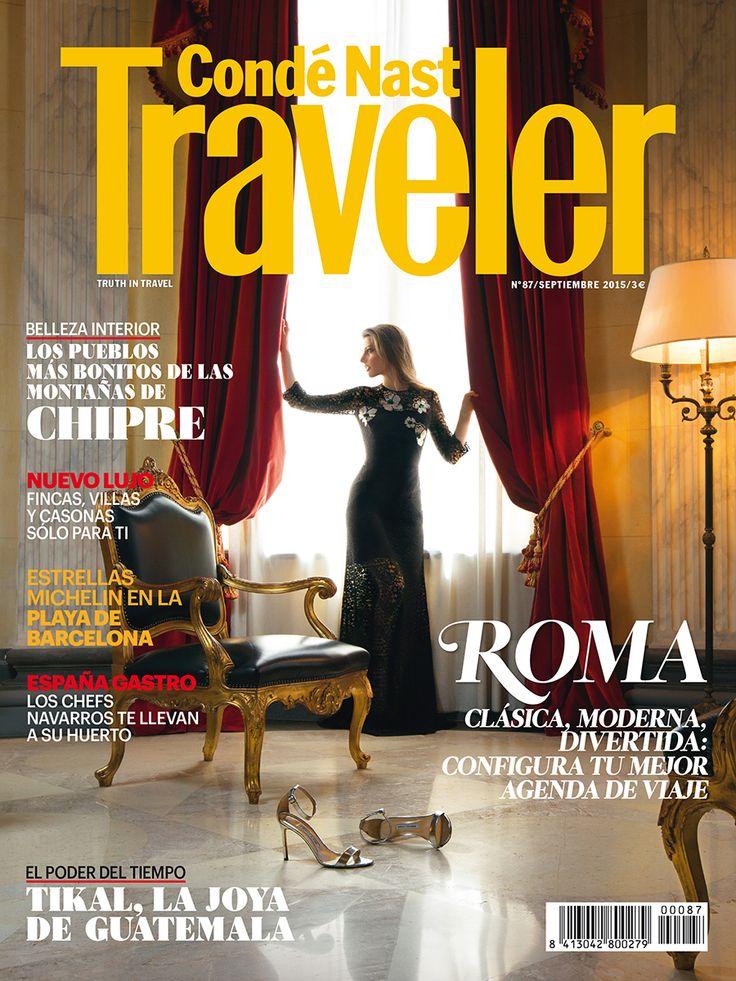Nº 87. Septiembre. Roma, Guatemala y las villas más lujosas de España