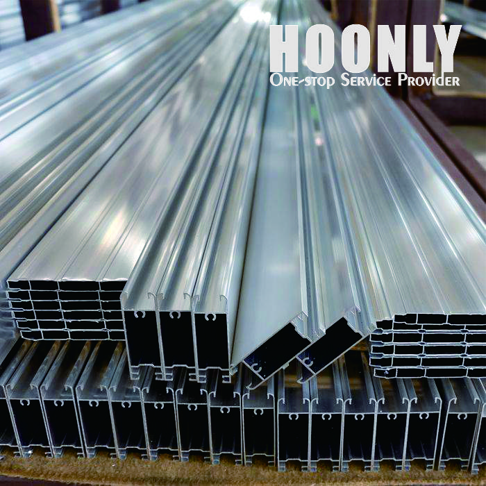 Aluminum Rectangular Tube is available in Alloy 6061 and 6063, Aluminum 6061 offers better corrosion resistance and weldability than alloy 6063. Full lengths or half-lengths are available in Hoonly. Aluminum Rectangular Tube is very strong and reliable, ideal for a wide range of construction purposes, typically used for handrails, fencing, furniture frames, scaffolding etc.