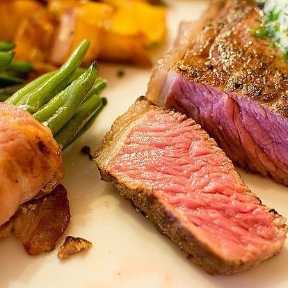 Steak Braten Backofen