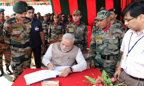 Modi Govt's #Diwali gift! Indian soldiers likely to get 10% arrears before October 30