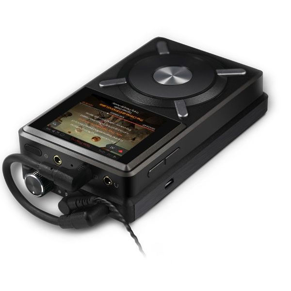 FiiO X5 Player; $350, review, plays Apple Lossless;