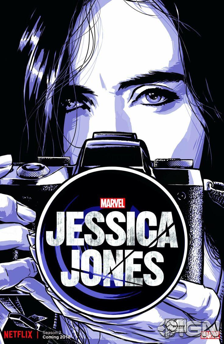 Jessica Jones - Season 2 Poster