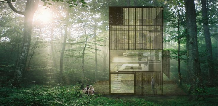 Gallery of 19 Emerging Firms Design Prototype Houses for Living Among Nature - 53