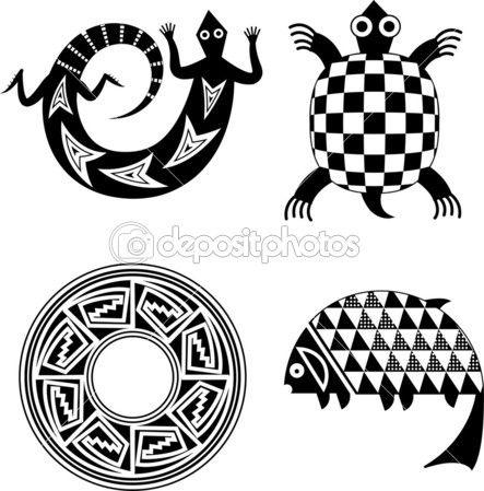 North American Indian Motifs