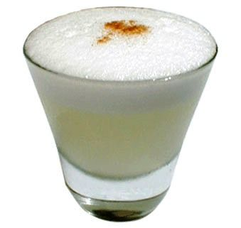 TRAVEL TASTES: Peruvian Pisco Sour — Ellen Barone