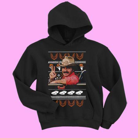 Smokey The Bandit Inspired Sweatshirt And Hoodie Aesthetic