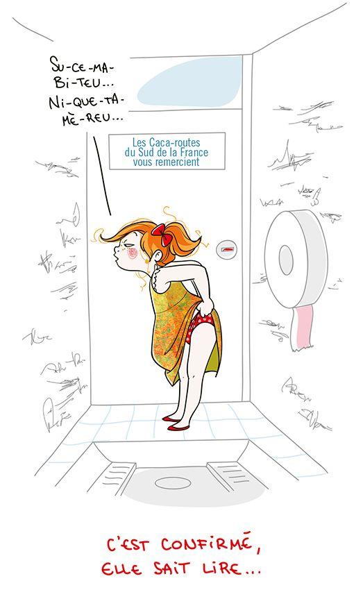 Petit précis de Grumeautique - Blog illustré: Latrines - Méthode de lecture