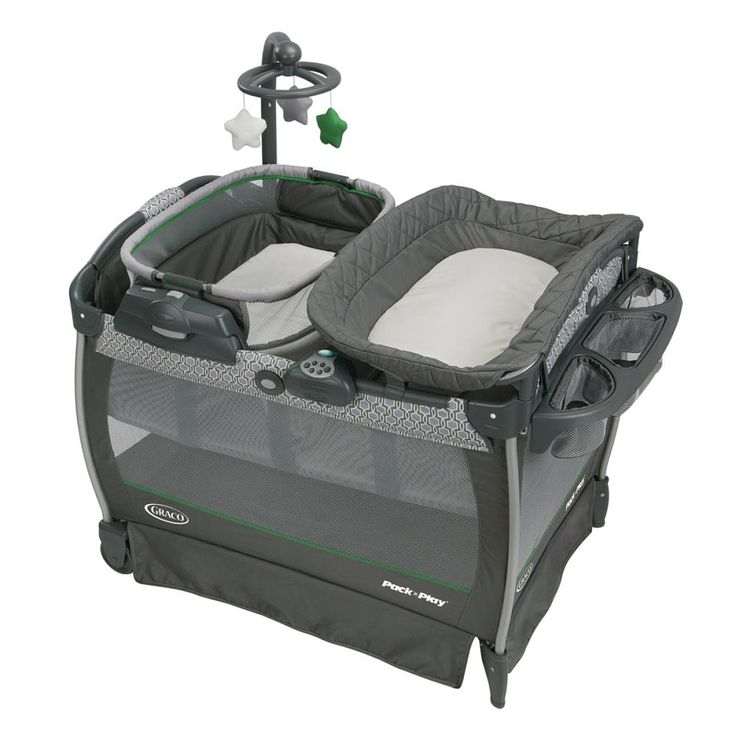 Graco Pack N Play Playard With Nearby Napper Trinidad
