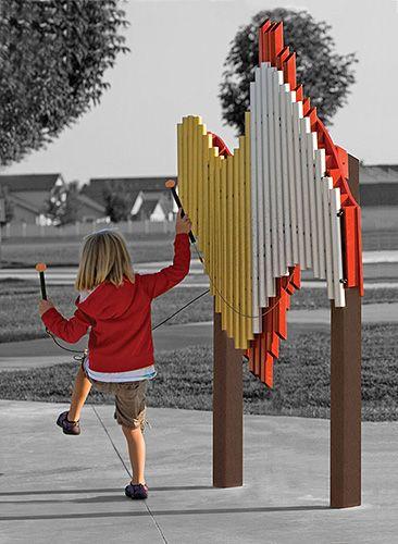 THE SWIRL (Standard - Orange) | Play Mart Playground Equipment