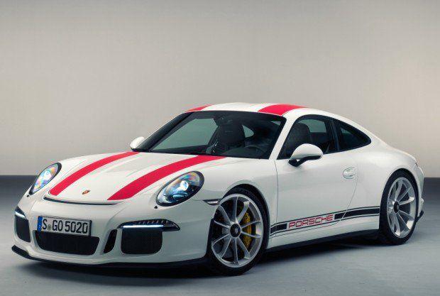 Porsche 911 R aspirado de 500 cv
