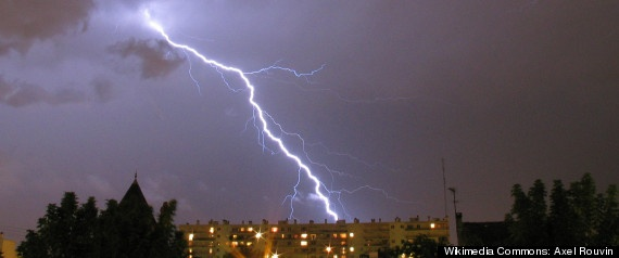 What Causes Lightning