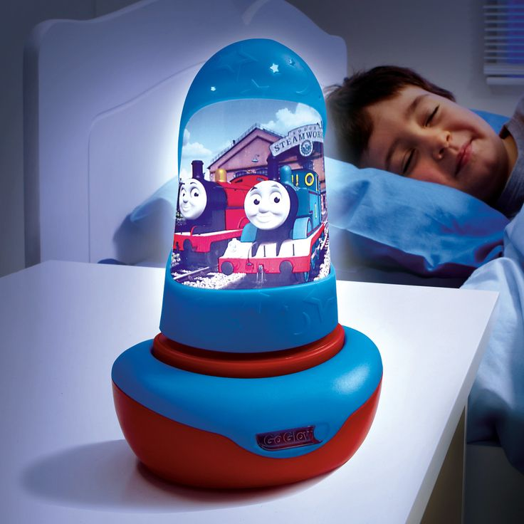 Diggin Active Thomas The Tank GoGlow Night Light