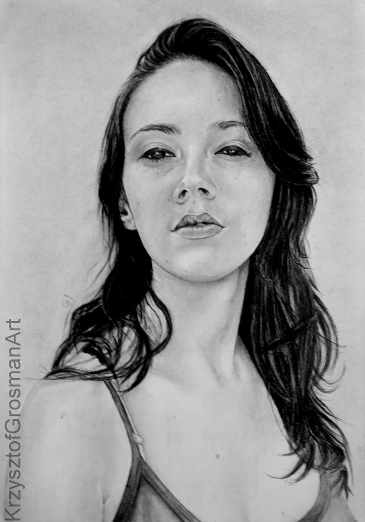 Portrait of Driele Rosa I think ......