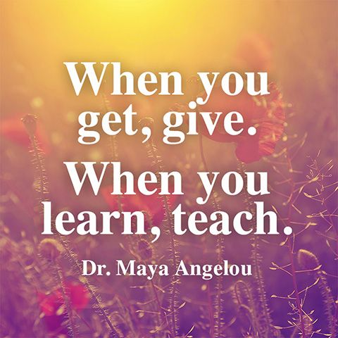 graduation by mya angelou Explore some of maya angelou best quotations and sayings on quotesnet -- such as 'all of childhood's unanswered questions must.