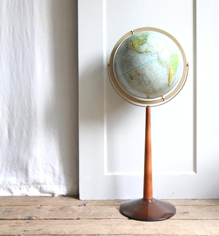 prettiest globe ever?
