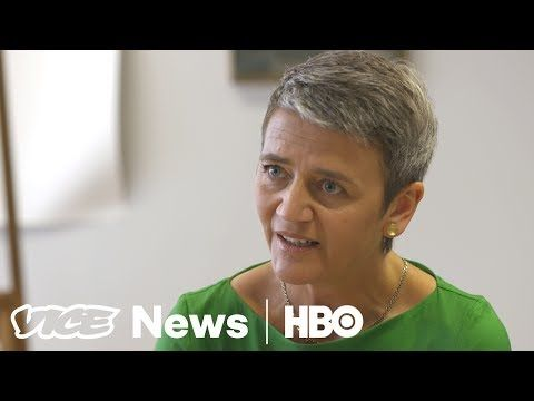 VICE News: The Woman Behind Google's $2.7 Billion Fine (HBO)