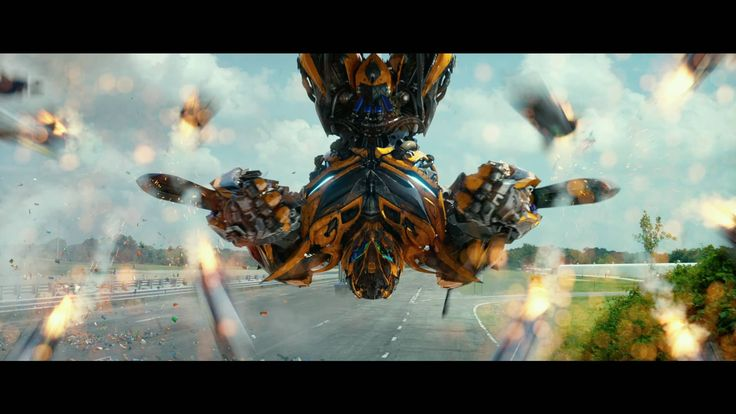 Transformers 4 'Destroyer' TV Ad