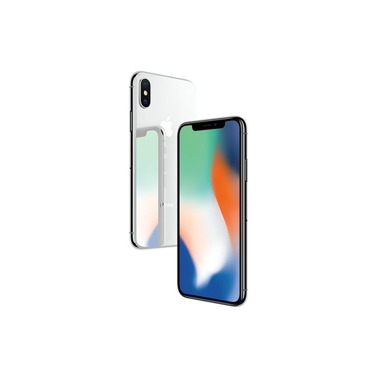 Apple iphone x silver 64gb price starting rs 79500