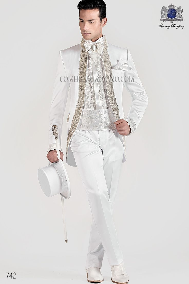 69 Best Italian Men Wedding Suits Baroque 2015 Collection Ottavio Nuccio Gala Images On