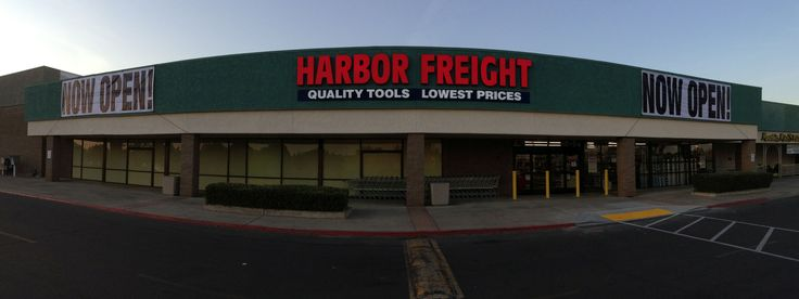 Harbor Freight Tools Store #490 Merced, California #HarborFreight #HFT