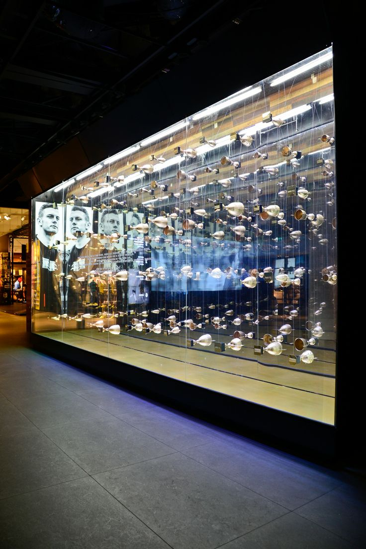 NIKE Retail Interior | Nike F.C. Niketown London | by Millington Associates | Photography by Lucie Evans