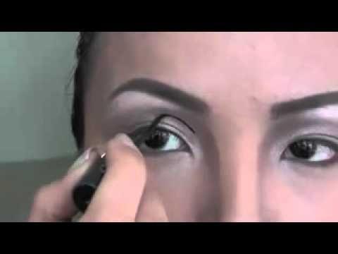 Макияж Анджелины Джоли Видео урок от протеже визажиста Мишель Фан Промис Фан - YouTube