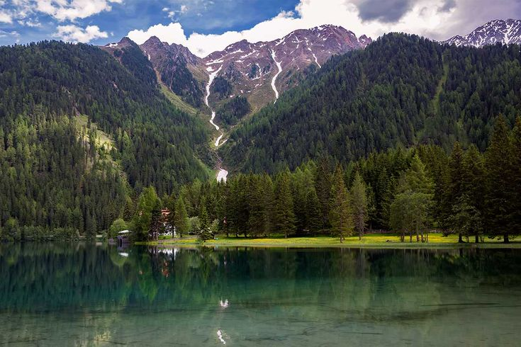 For a travel photographer, the area around the Antholzer See, South Tyrol, offers great photo opportunities.