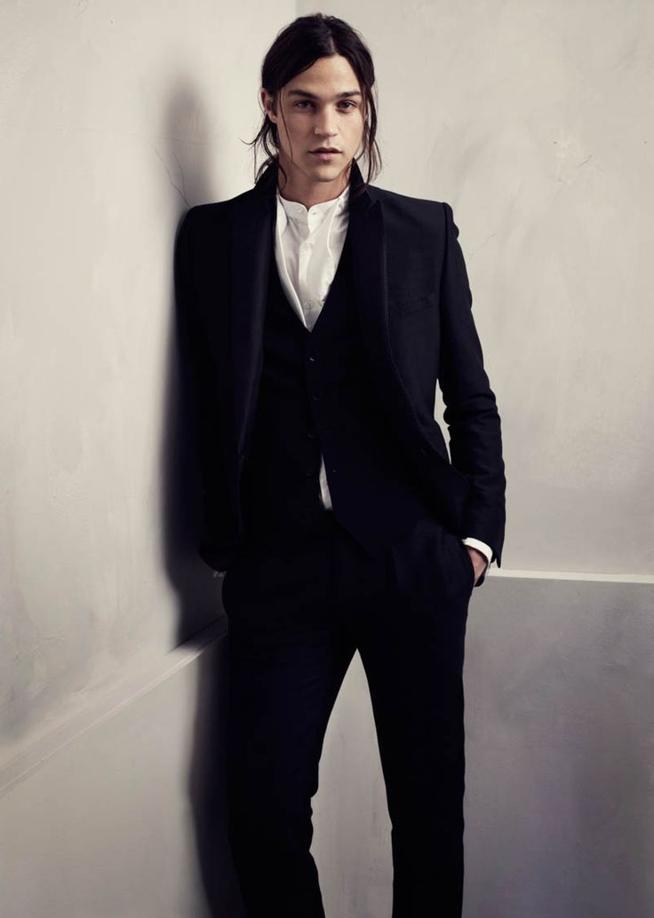 Miles McMillan. He's just pretty - period.