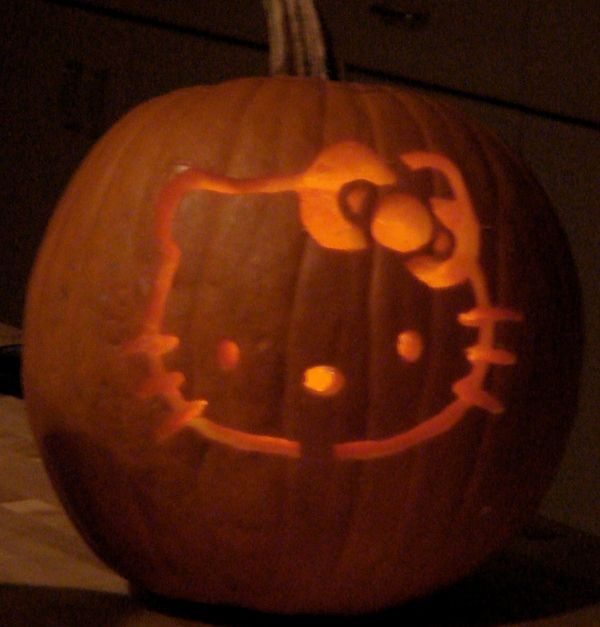Get your carving tools and buy a pumpkin cause this year, you are going to carve your own pumpkin and we are going to help you do it.