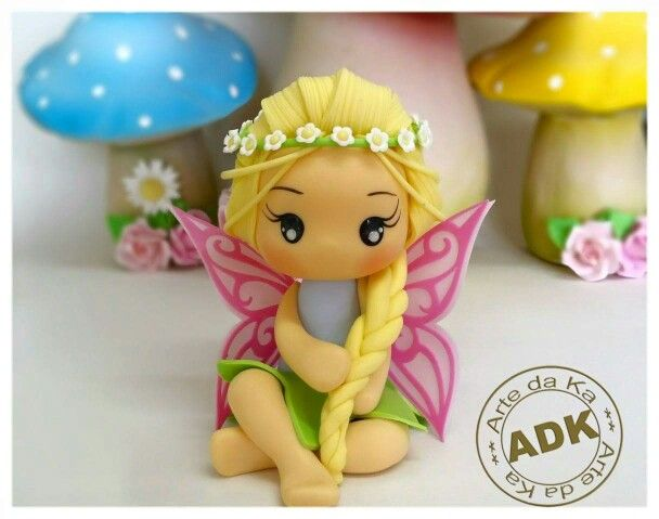 Sugar Fairy Topper
