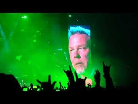 Metallica   Master of Puppets @ Live in Seoul  Korea 2017 1 11 메탈리카 내