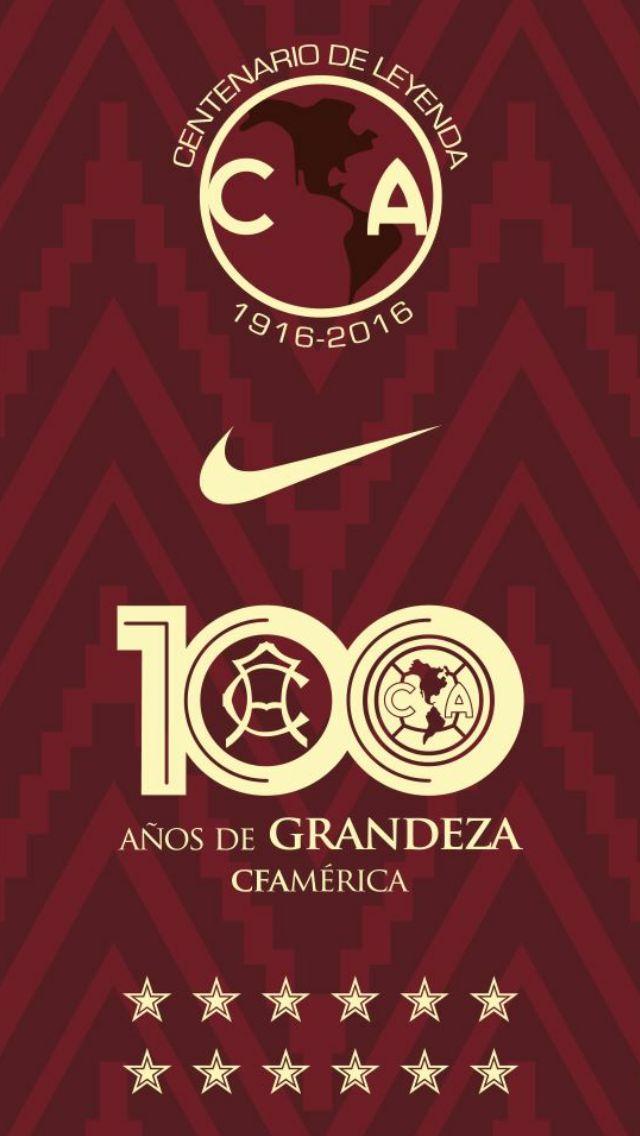 100 años de grandeza club América