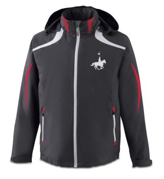 $59.99 The modern fit, water resistant, easy care Active Lite Men's Jacket will ensure you stay dry during the wetter months of the year. Featuring an unlined, detachable hood, this shell jacket also boasts adjustable cuffs with hook and loop closures and open bottom mesh lining. A great jacket for Spring!