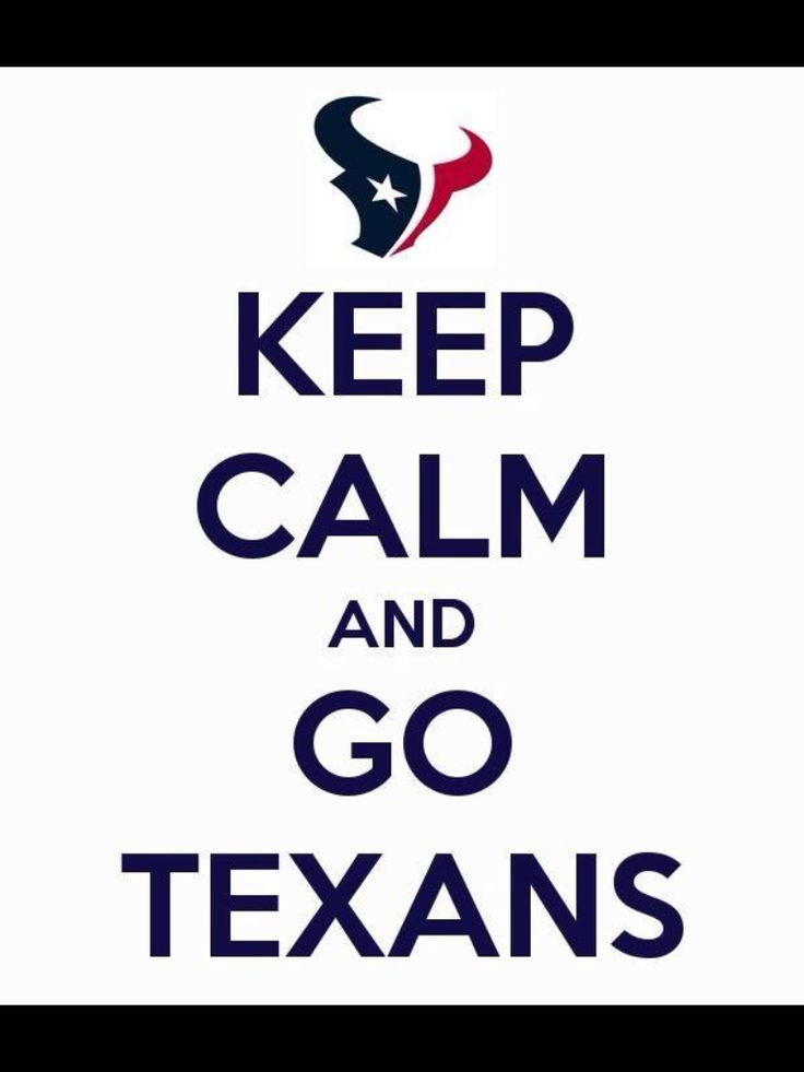 Houston Texans!!!! ❤